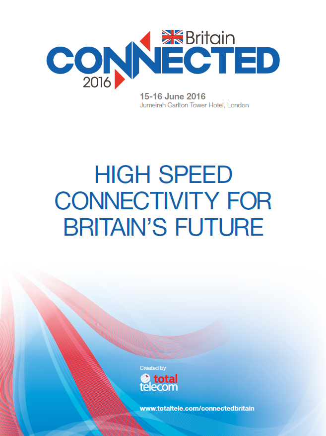 Connected Britain 2016