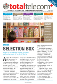 Selection Box - May Total Telecom+