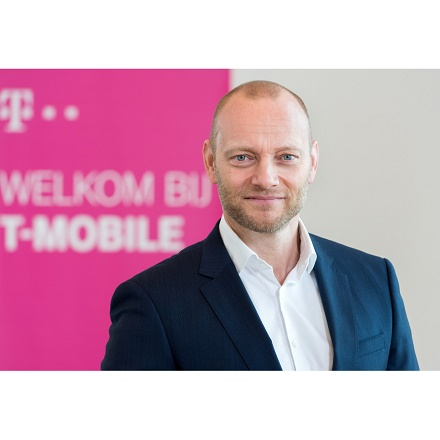 image for T-Mobile Netherlands names new CEO