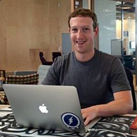 Zuck hails 1bn daily Facebook users