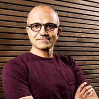 New Microsoft CEO rings the changes