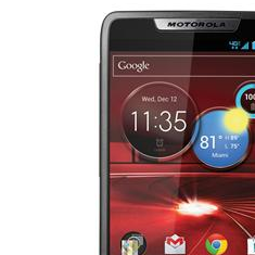 Motorola debuts three smartphones under Google's umbrella