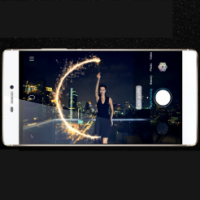 Huawei launches P8 camera...phone
