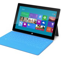 Microsoft shows off Windows 8, Surface tablet