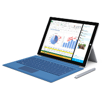 Microsoft takes aim at Apple laptops with new Surface