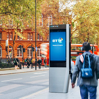 BT to replace London phone boxes with WiFi kiosks