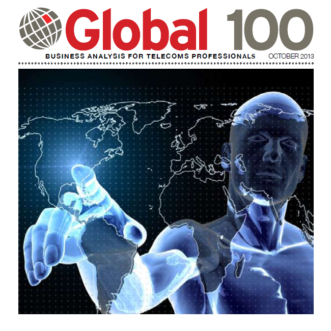 Global 100 Operators Report 2013 - Download your copy