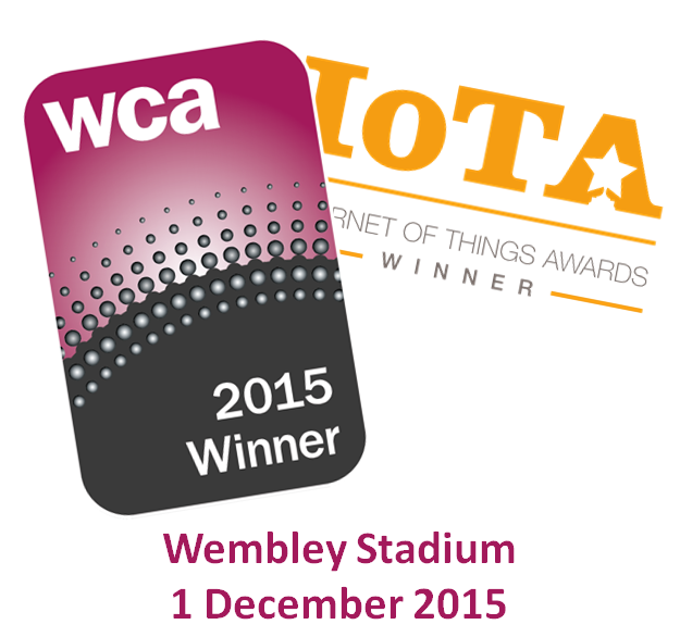 Winners announced World Communication Awards and IoTAs