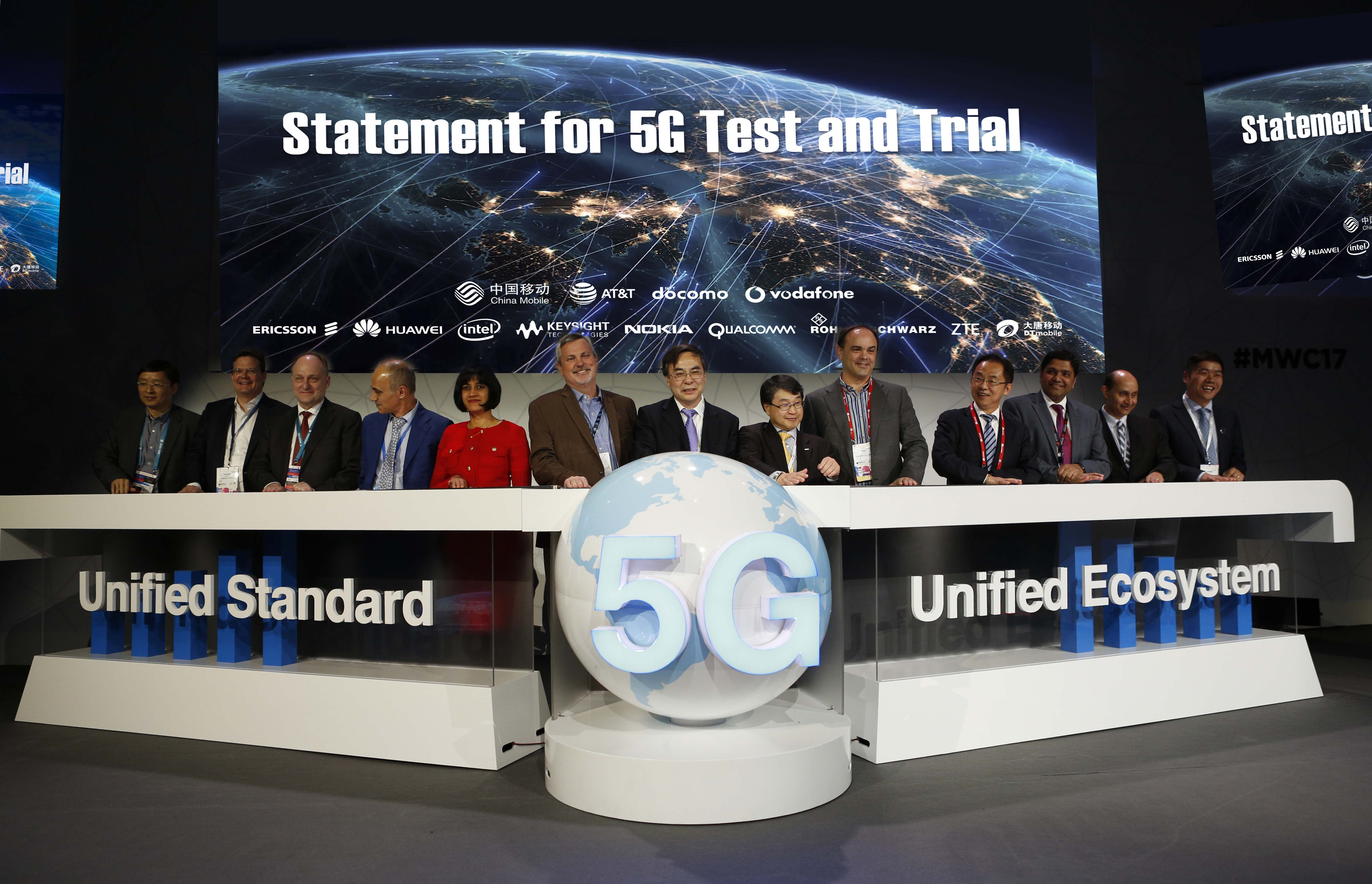 5G Test Summit Group