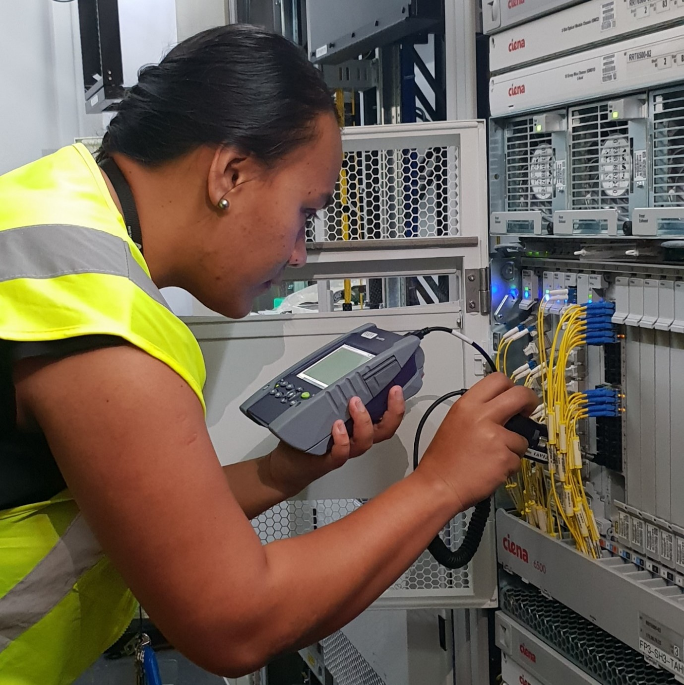 image for Changing lives in the Cook Islands - #TelecomsForGood
