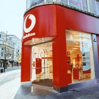 image for Vodafone shares jump on back of pandemic data demand