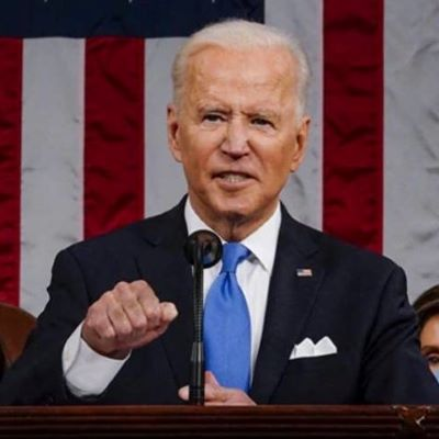 image for Biden executive order bans investment in Huawei and 58 other…