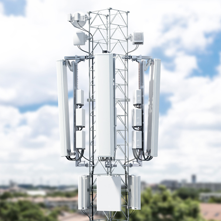 image for 5G mast vandals could find themselves sprayed by SmartWater'…