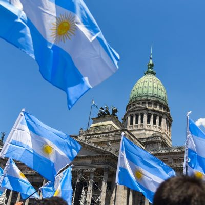 image for Argentinian govt issues price freeze on 'essential' connecti…