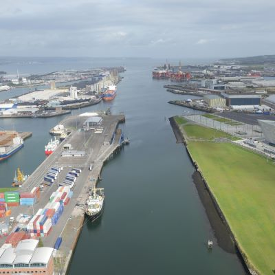 image for BT turning Belfast Harbour into 5G hub