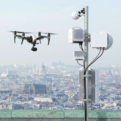 image for Qualcomm launches 5G drone platform