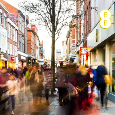 image for O2 backs high street recovery with £4.4m store investment