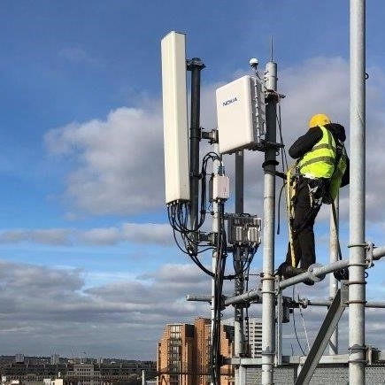 O2 and Nokia launch massive MIMO trials in London