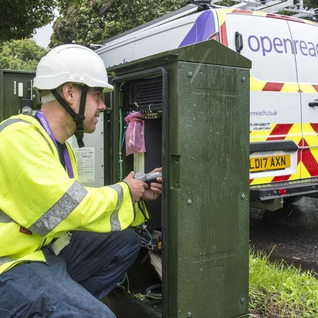 image for Openreach: Meeting the challenge of the UK's largest fibre r…