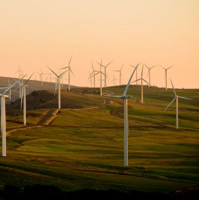 image for Vodafone using 100% renewable energy in Europe
