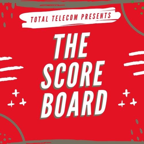 image for What's the score? Total Telecom's quarterly financial Score…