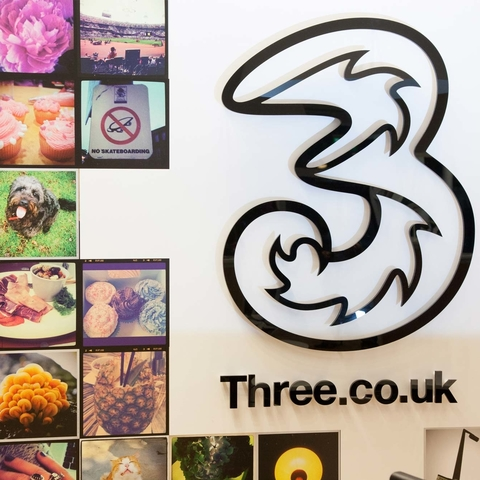image for Three Ireland's 5G network goes live