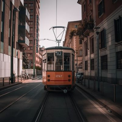 image for West Midlands pioneers UK's first 5G connected tram